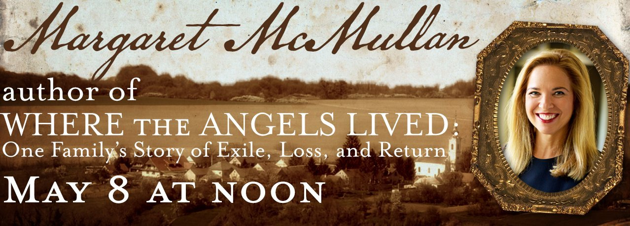 Margaret McMullan / Where the Angels Lived