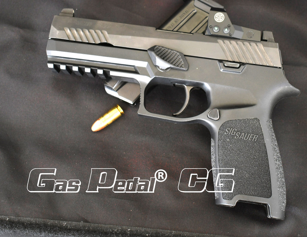Gas Pedal® CG for Sig P320