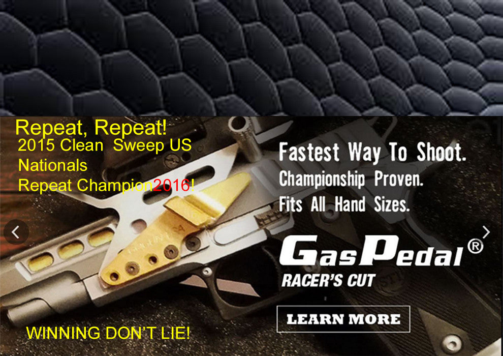 Gas Pedal Racers Cut
