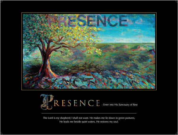 Presence Poster
