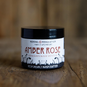 Amber :: Rose Luscious Body Butter