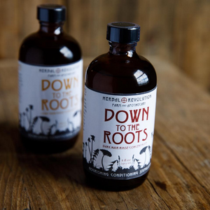 Down to the Roots Hair Rinse - Dark
