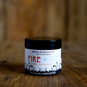 Fire + Ice Joint and Muscle Cream
