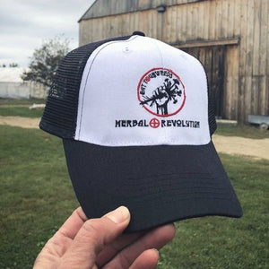 """Eat Your Weeds"" Hat"