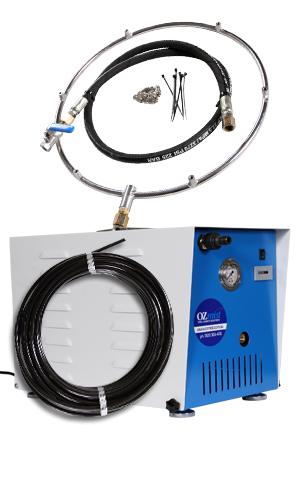 1 x FAN RETROFIT KIT - High Pressure Misting Kit