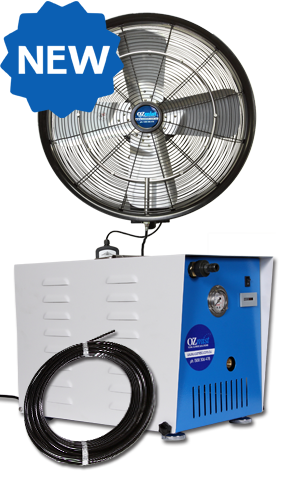 *NEW* KTW OUTDOOR FAN - 1 x 600mm High Pressure Kit