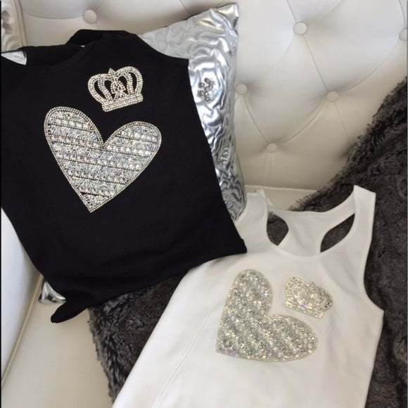 BLING PRINCESS TOP