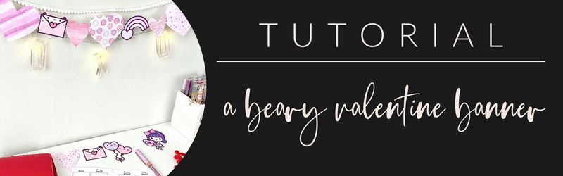 VB Tutorial: A Beary Valentine Banner