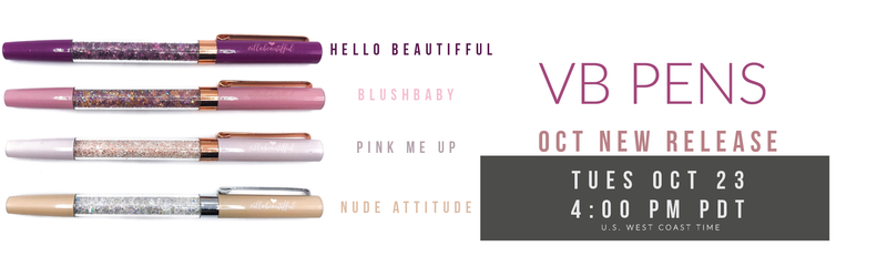 VBPens Oct New Release