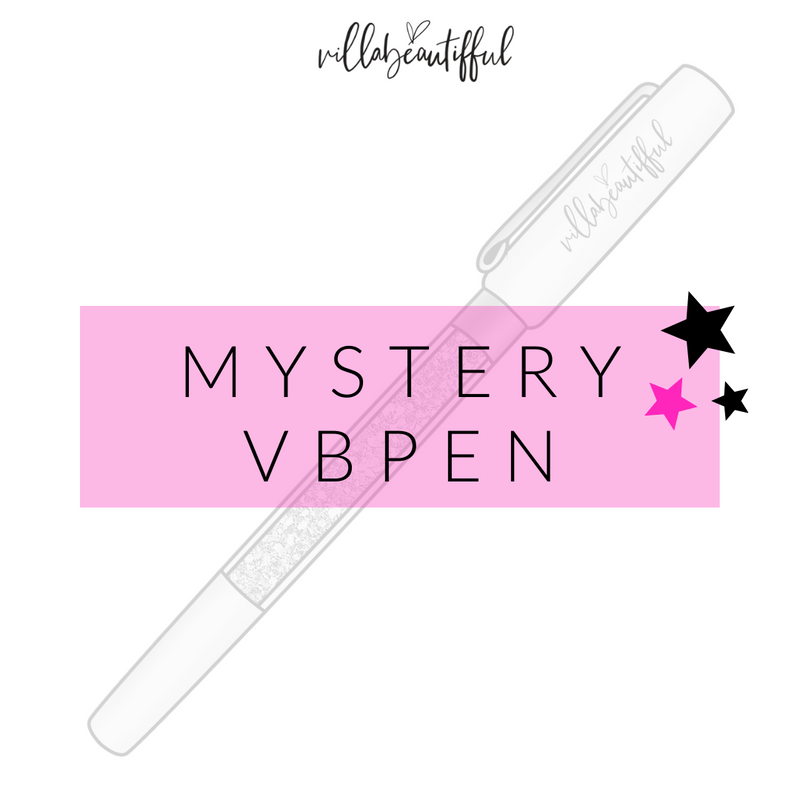 Countdown Mystery Crystal VBPen | limited pen