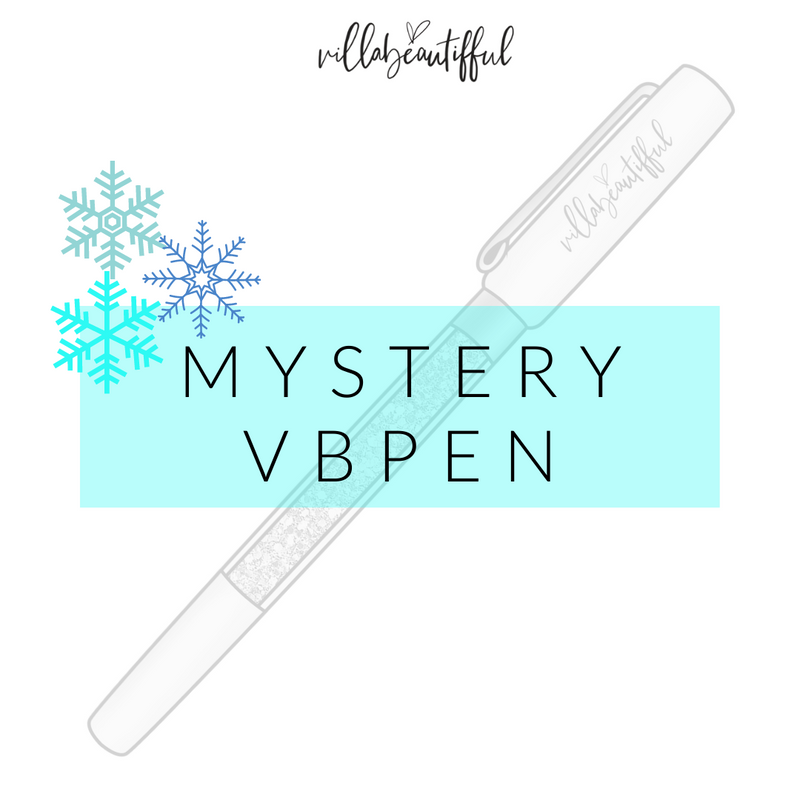 Frosty Mystery Crystal VBPen | limited pen
