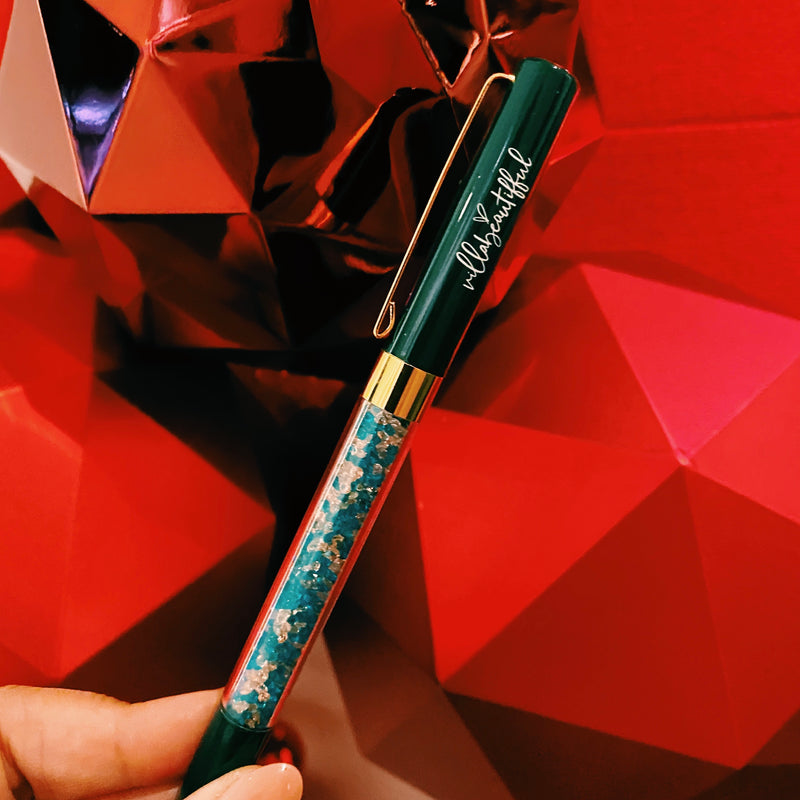 Mistletoe Crystal VBPen | limited pen