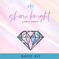 "Villabeautifful ""Shine Bright"" Basic Kit PREORDER"