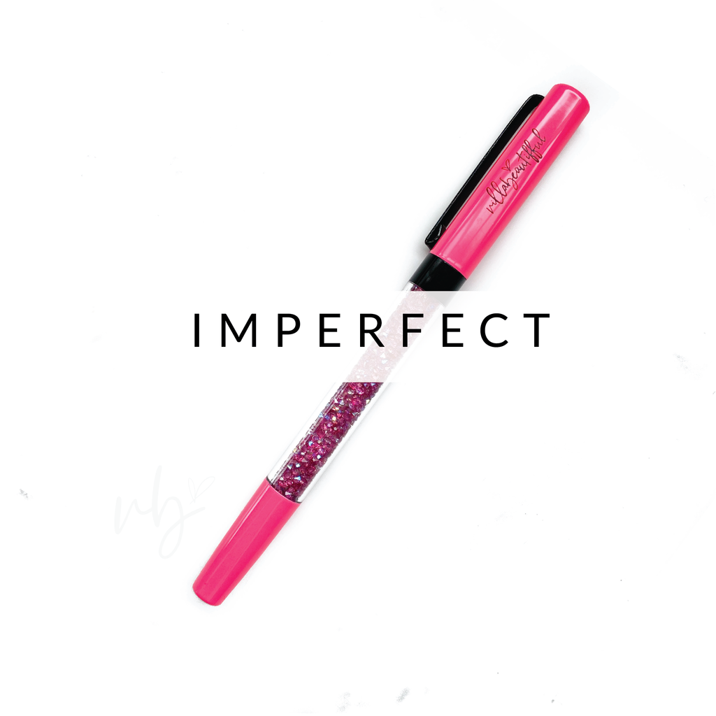 As-If IMPERFECT Crystal VBPen | limited pen