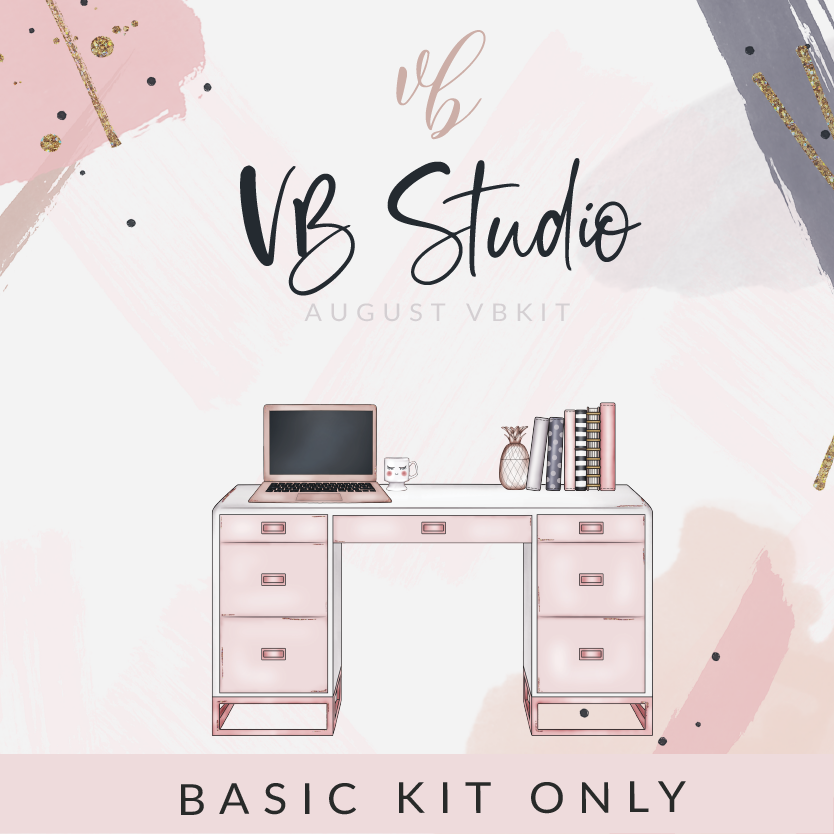 "Villabeautifful ""VB Studio"" Basic Kit"