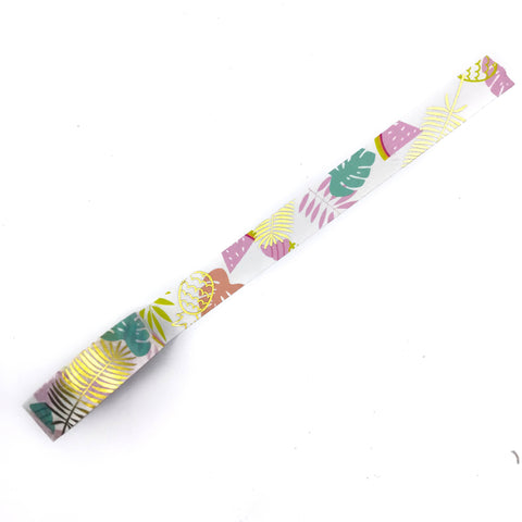 Cool Vibes Tropical Washi Tape
