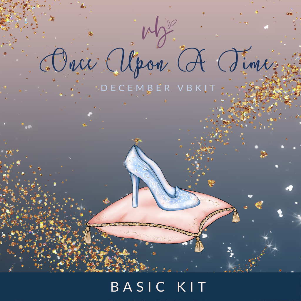 "Villabeautifful ""Once Upon A Time"" Basic Kit"