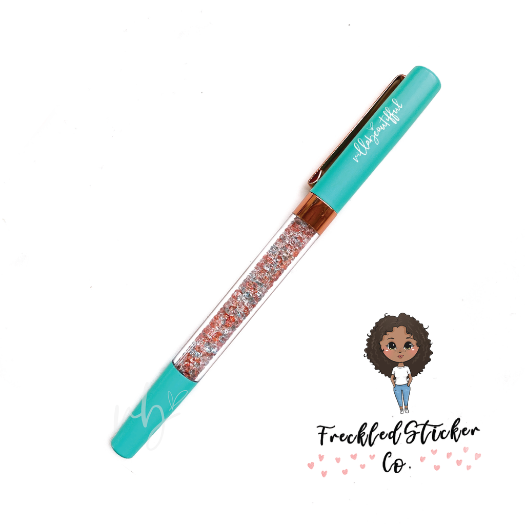 Freckled Kisses Crystal VBPen | limited pen