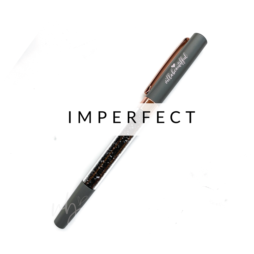 Girlboss IMPERFECT Crystal VBPen | limited kit pen