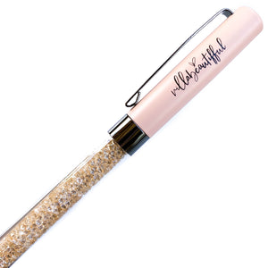 Sand Dollar Crystal VBPen | limited pen