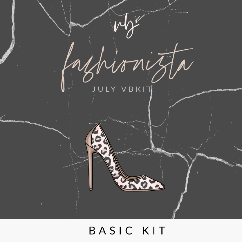 "Villabeautifful ""Fashionista"" Basic Kit PREORDER"