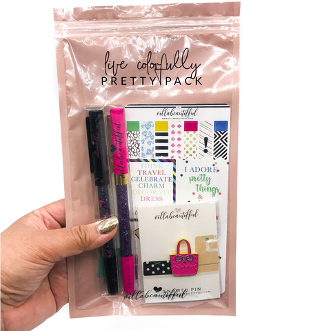 Live Colorfully VB Pretty Pack