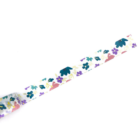 Let's Create Spring Florals Washi Tape