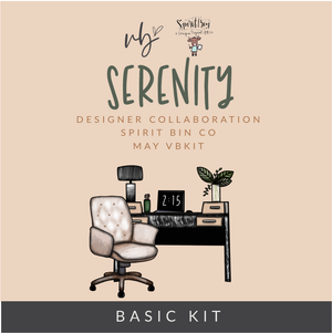 "Villabeautifful ""Serenity"" Basic Kit PREORDER"
