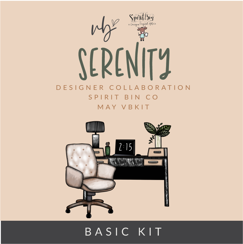 "Villabeautifful ""Serenity"" Basic Kit"
