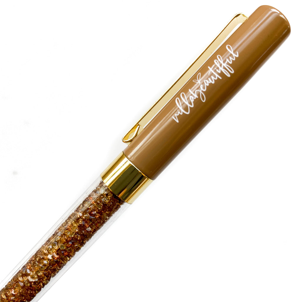 Mocha Crystal VBPen | limited pen