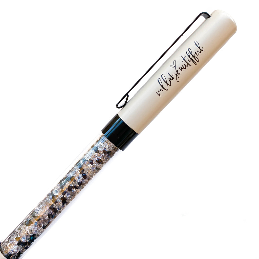 Morticia Crystal VBPen | limited pen