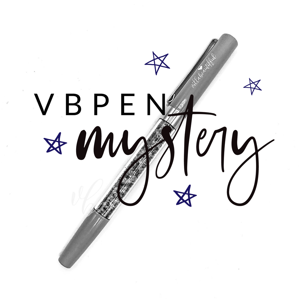 Starry Night Mystery Crystal VBPen | limited
