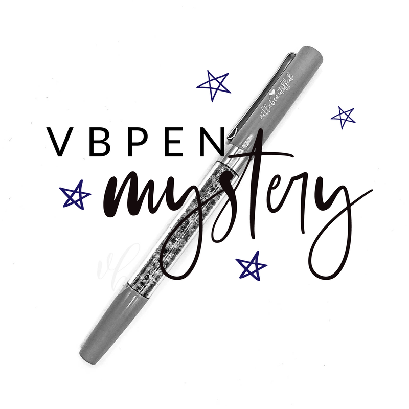 Starry Night Crystal VBPen | limited