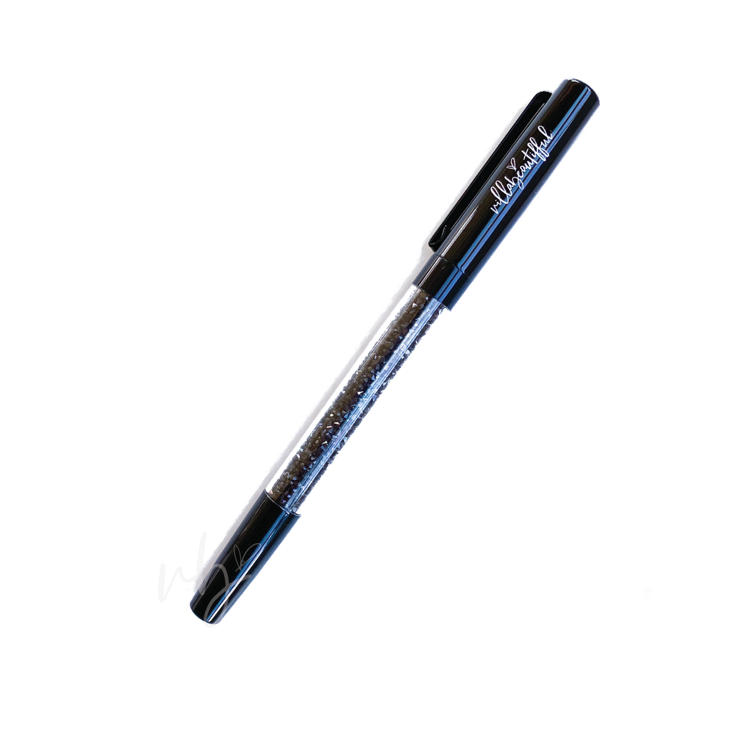 Noir Crystal VBPen | limited pen