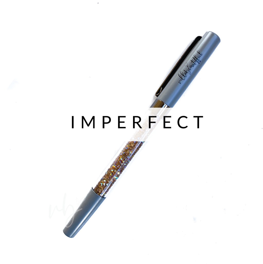 Obsidian IMPERFECT Crystal VBPen | limited pen