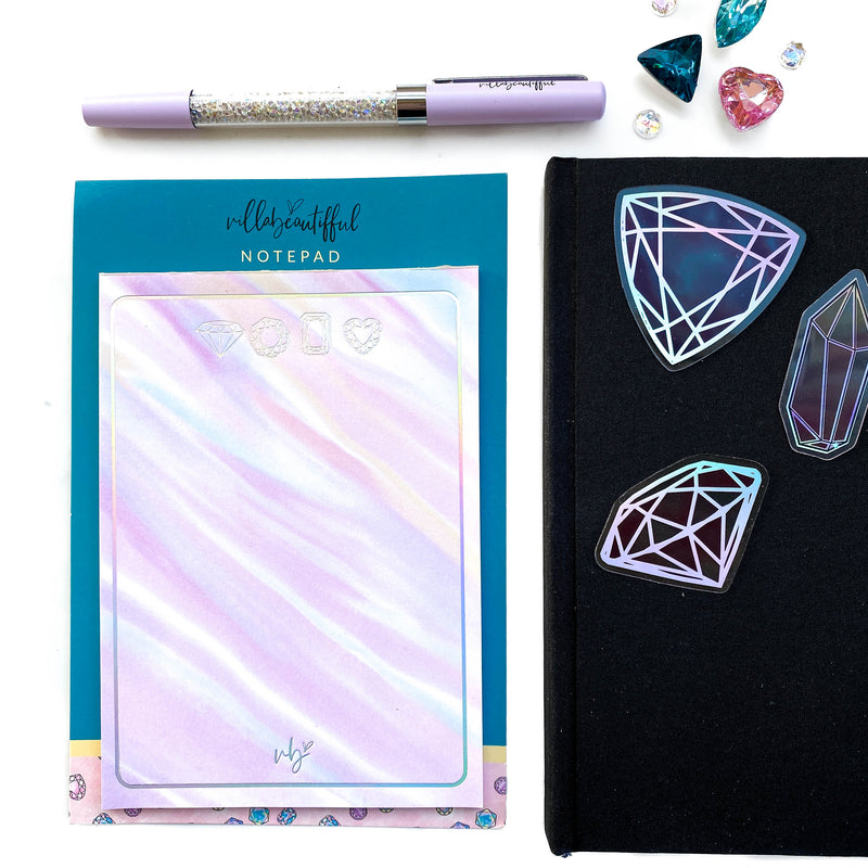 Shine Bright Notepad