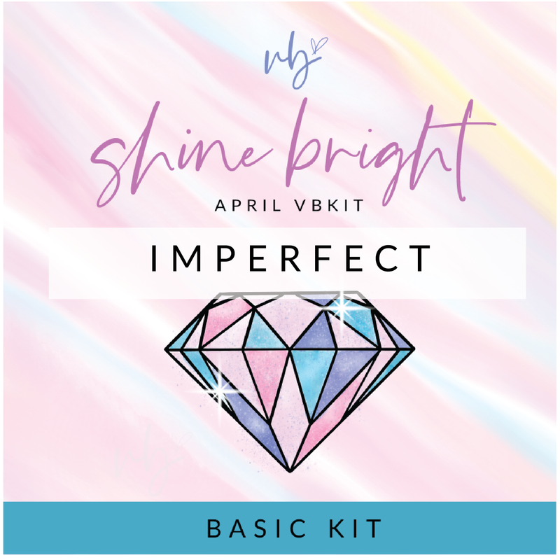 "Villabeautifful ""Shine Bright"" Basic Kit 