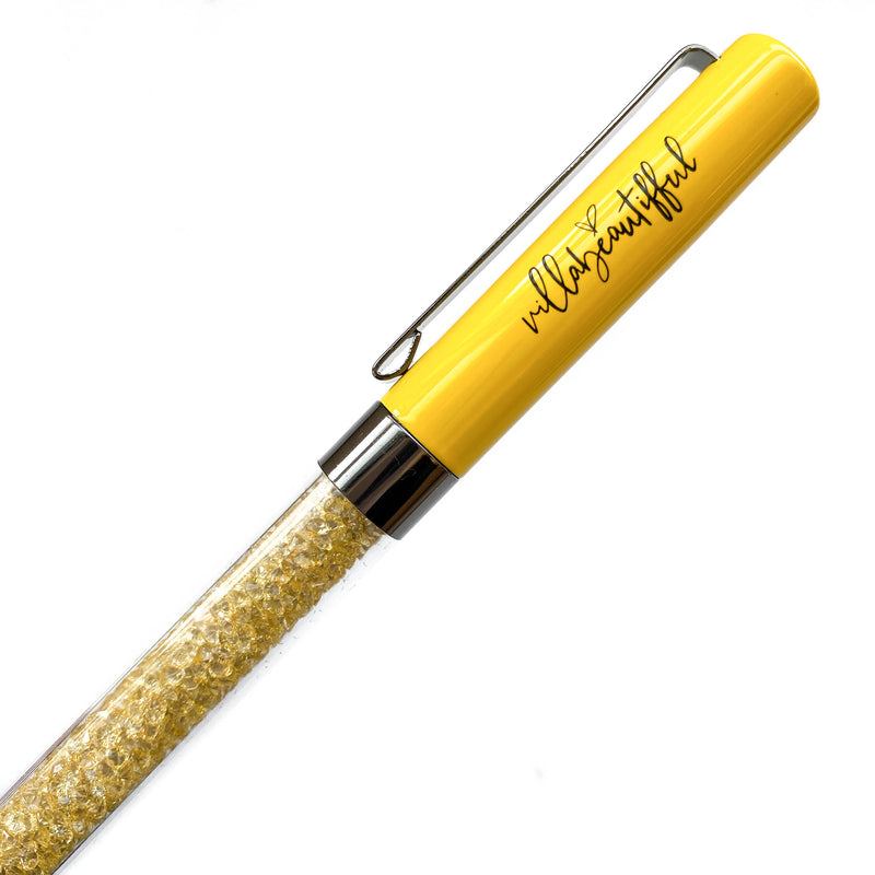 SunGlow Crystal VBPen | limited pen