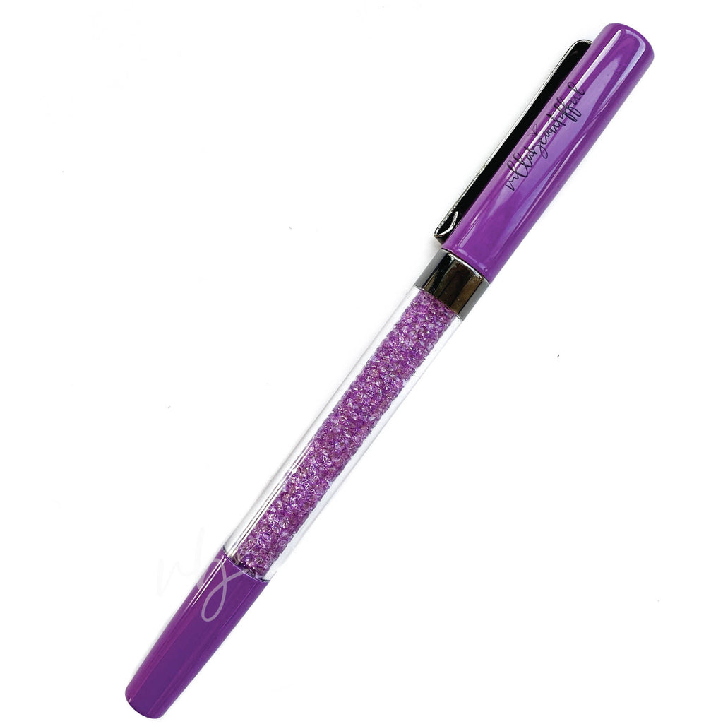 Ultra-Violet Crystal VBPen | limited pen