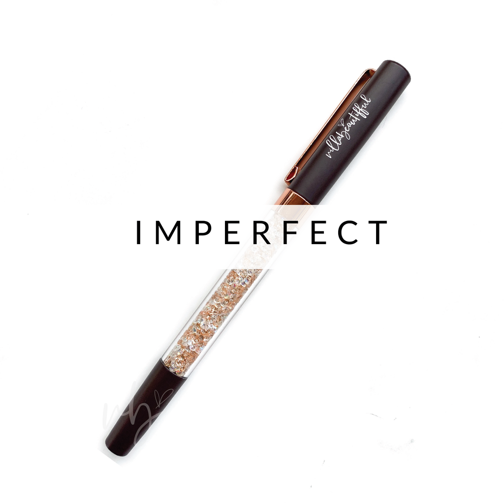 VB No. 5 IMPERFECT Crystal VBPen | limited kit pen