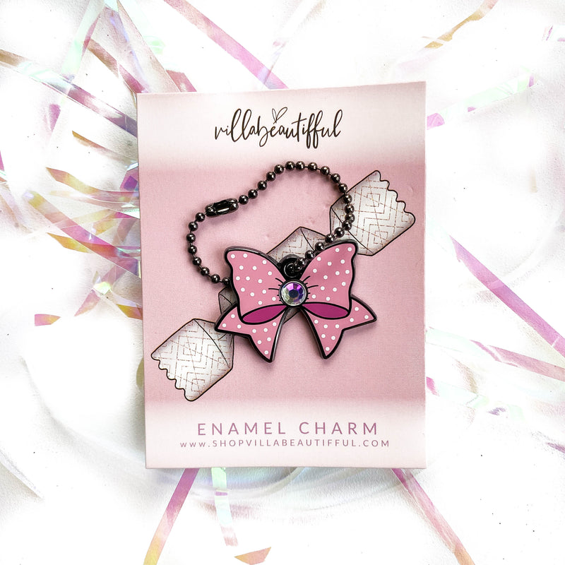 Pretty Little Things Bow Charm
