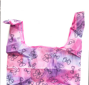 VB Bow Reusable Tote Bag