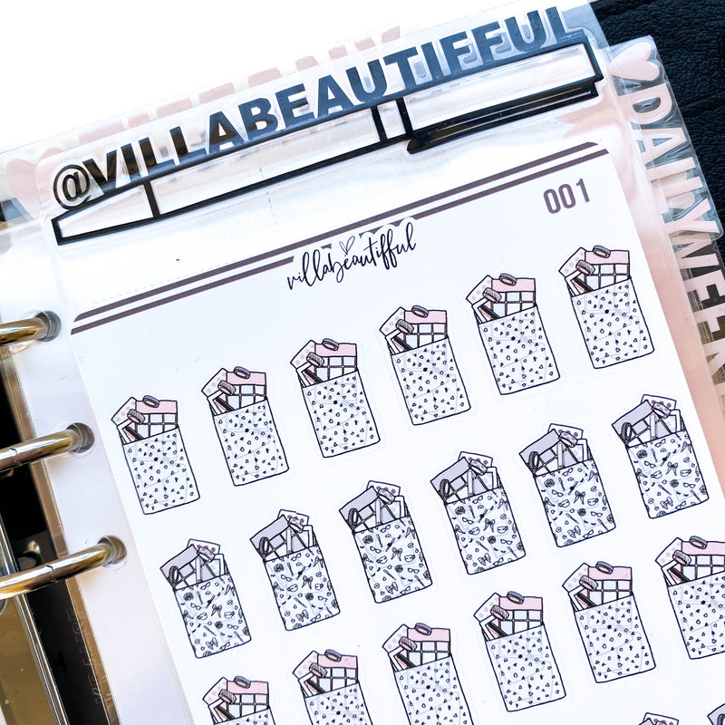 001 VBKit Planner Stickers