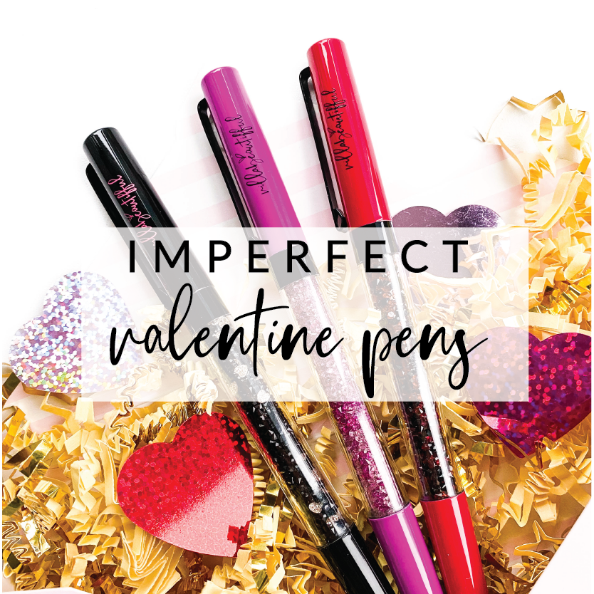 Imperfect Valentine VBPens [READ LISTING]