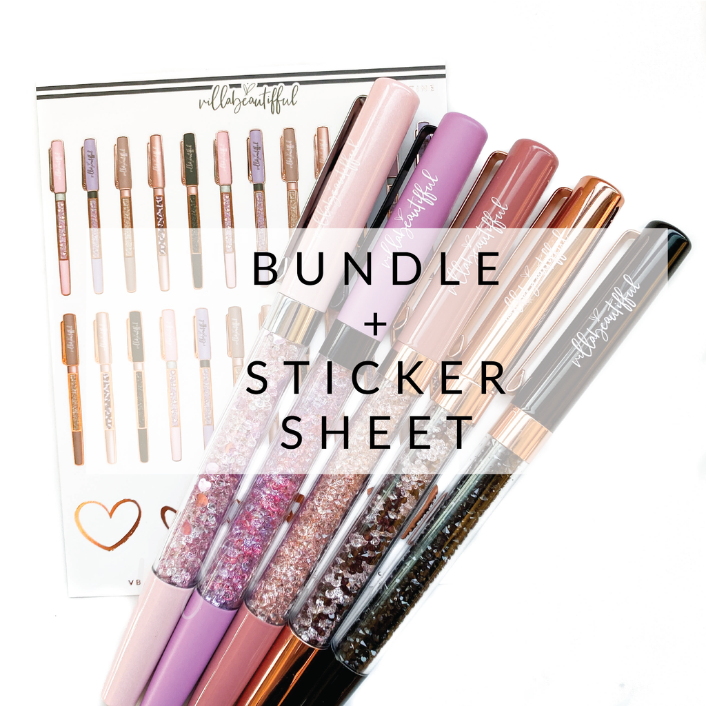 Valentine New Release VBPen Bundle