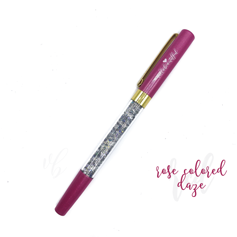 Wild Raspberry Crystal VBPen | limited