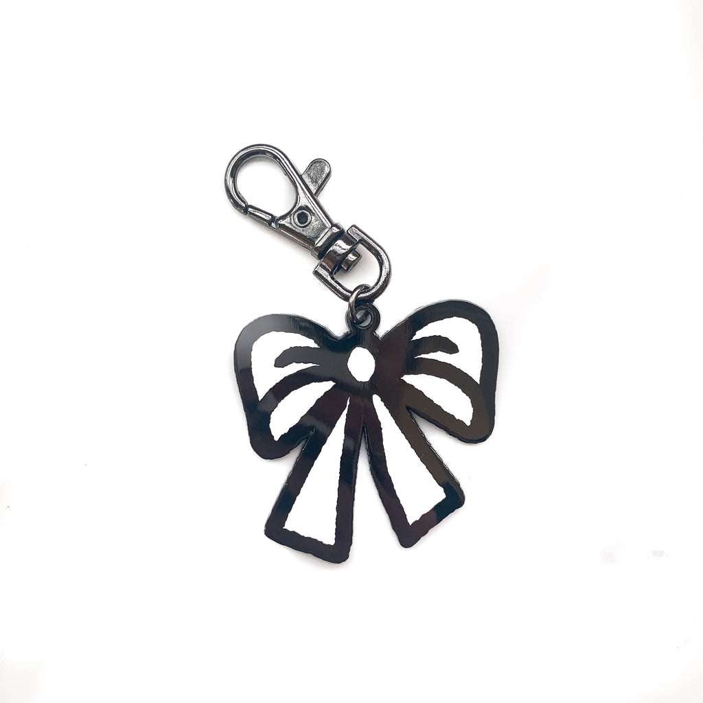 With Love Bow Key Chain