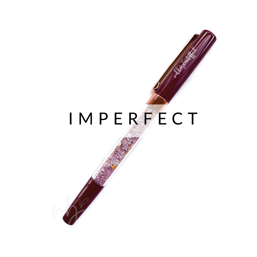 With Love IMPERFECT Crystal VBPen | limited kit pen