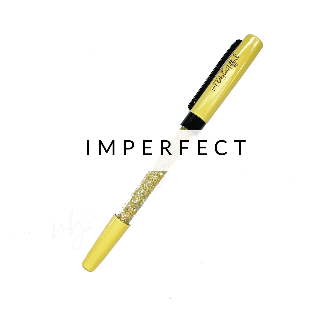 Hi-Lite IMPERFECT Crystal VBPen | limited pen