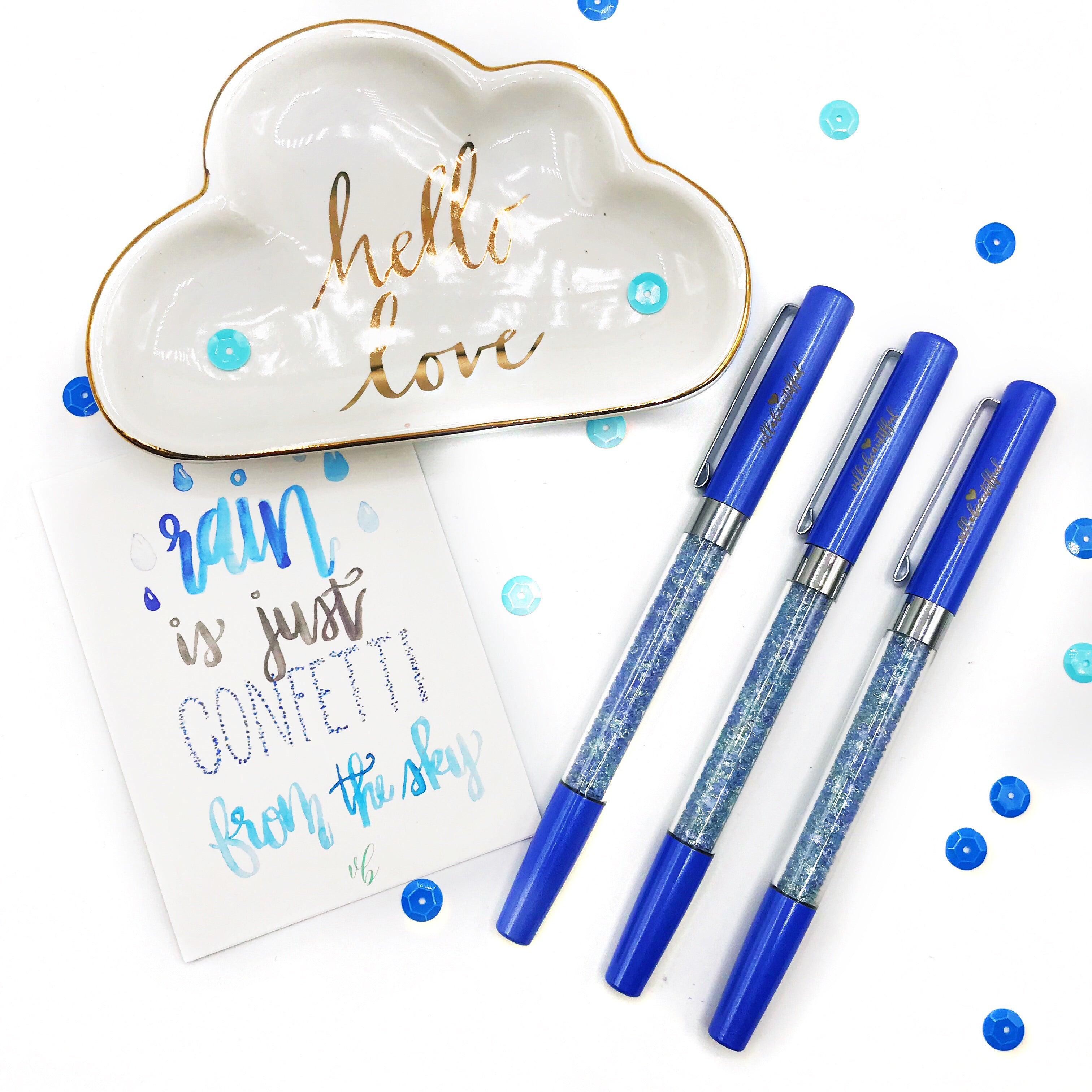 Rainy Days Crystal VBPen | limited